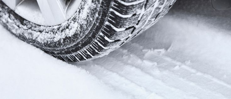 The choice of winter tires