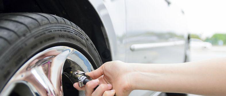 Quels sont les avantages du gonflage des pneus à l'azote