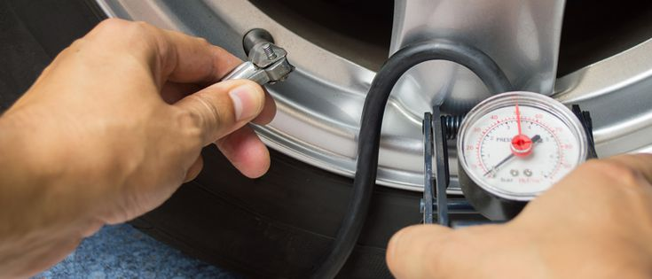 What is my Vehicle's Recommended Tire Inflation Pressure?