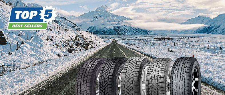 The 5 best winter tires in 2018