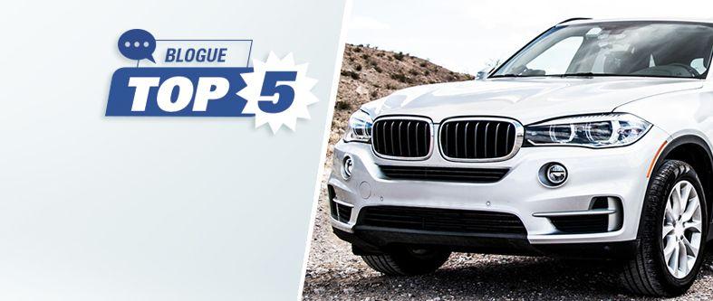 Top 5  des meilleurs pneus pour VUS en 2019