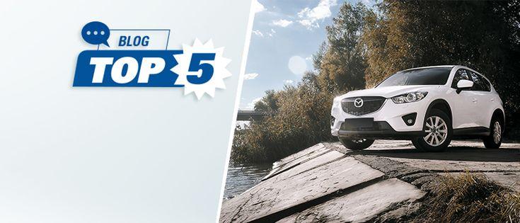 Best Tires for Mazda 3, Mazda CX-3 and Mazda CX-5