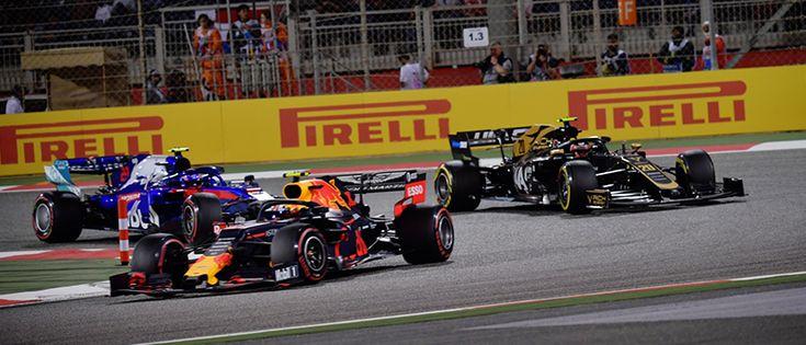 Pourquoi les fabricants de pneus sont partenaires de la Formule 1?