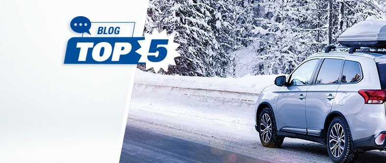 What are the Top 5 Winter Tires for SUVs in 2019?
