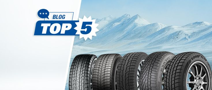 What are the Top 5 Winter Tires for 2019 ?