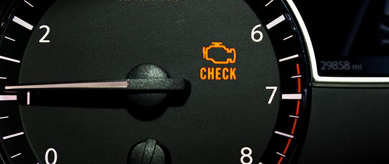 What to Do When Your Vehicle's Check Engine Light Comes On
