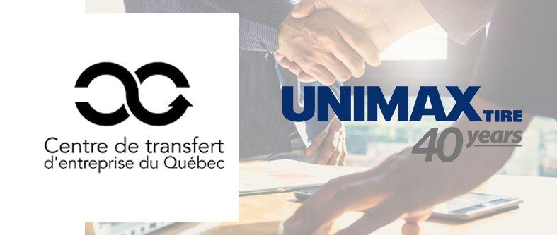 The centre de transfert d'entreprise du Québec teams up with Point S Canada