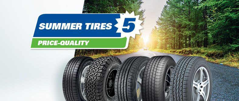 What are the best summer tires in 2020?