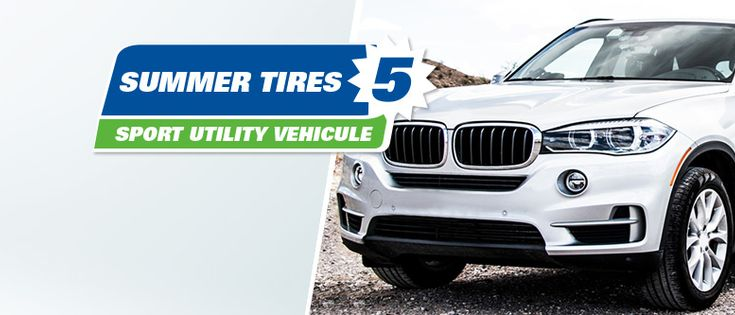 What are the best SUV summer tires in 2020 ?