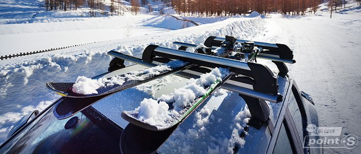 Comment trouver LE porte-ski ou coffre de toit idéal pour vous