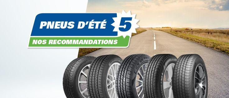 Quels sont les meilleurs pneus d'été pour 2021 ?