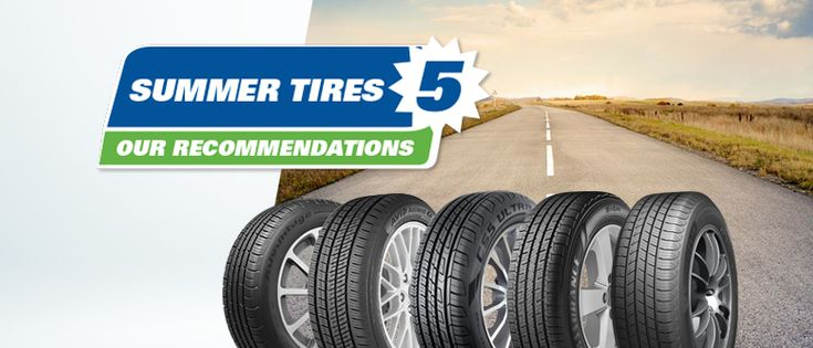What Are The Best Summer Tires For 2021?