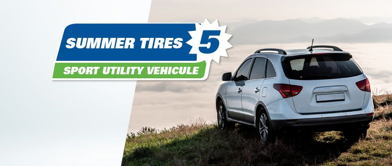 WHAT ARE THE BEST SUV AND LIGHT TRUCK SUMMER TIRES IN 2021 ?