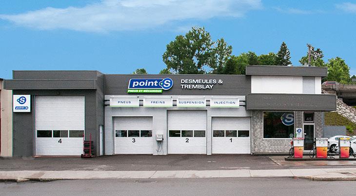Garage Desmeules et Tremblay Inc.