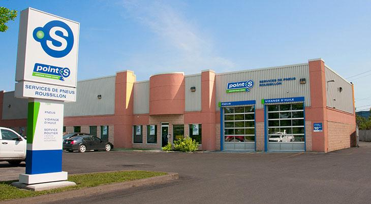 Services de Pneus Roussillon Inc.