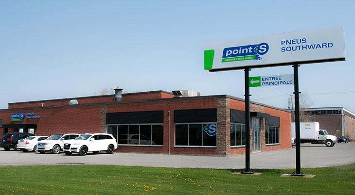 Pneus et Rechapage Southward Montréal Inc. / Pneus Lachine