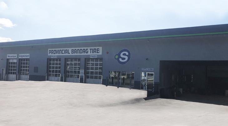 Provincial Bandag Tires