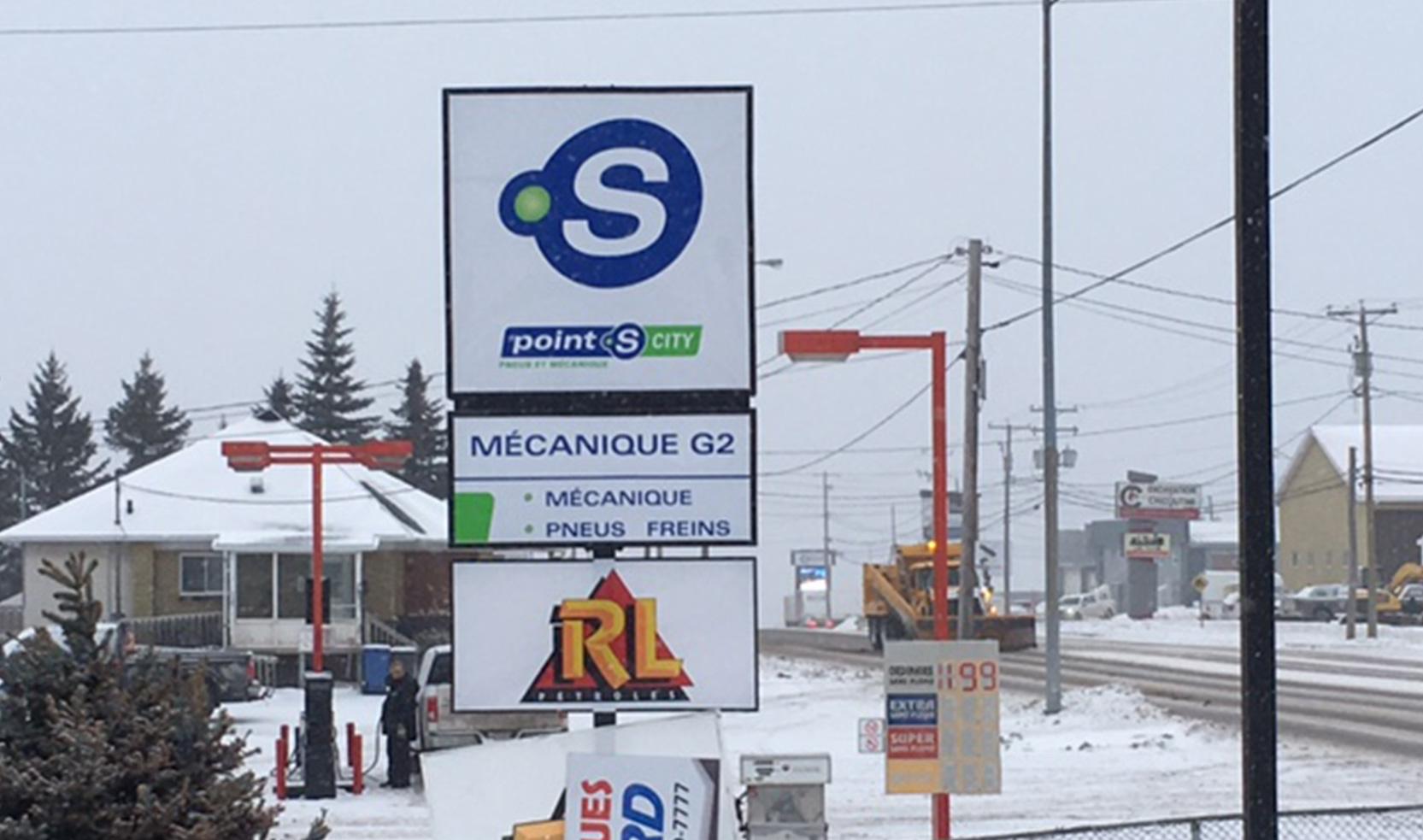 Saguenay Mécanique G2