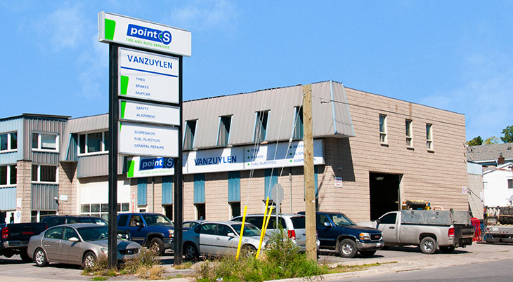 Vanzuylen Alignment and Tire Service